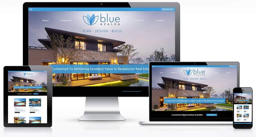 Blue Azalea Portfolio