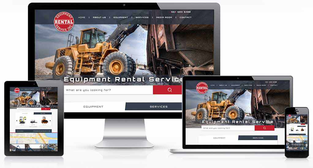 Equipment Rental Service Inc