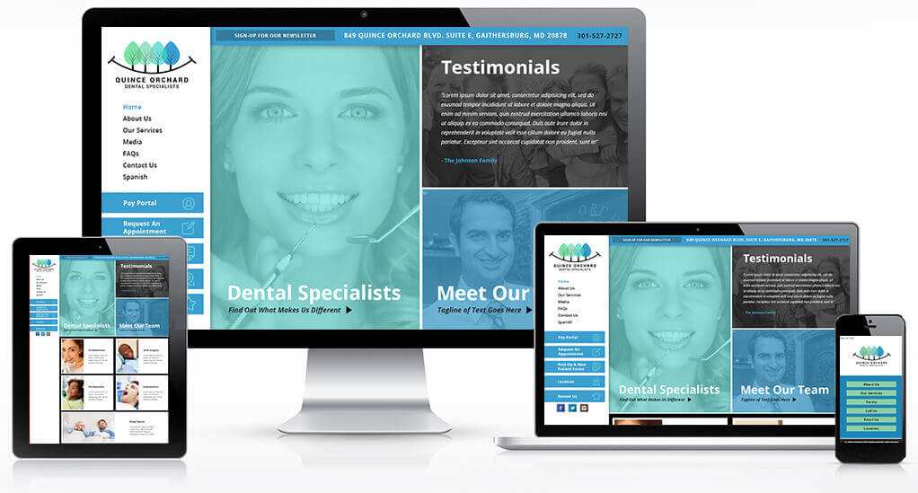 Quince Orchard Dental Specialist